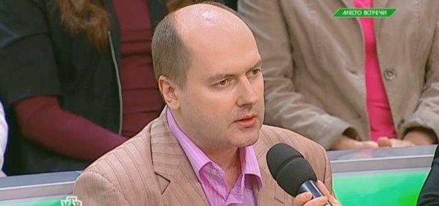 Сергей Жаворонков о Борисе Ельцине и выборах в эфире НТВ