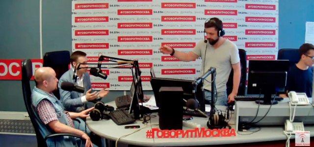 Игорь Драндин победил в дебатах на радио «Говорит Москва»!