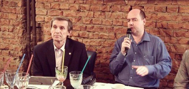Сергей Жаворонков принял участие в дискуссионном клубе «Достоевский»