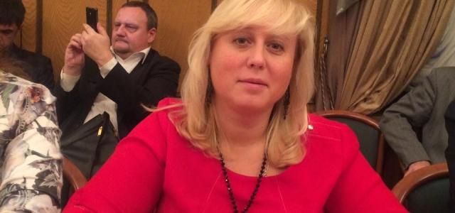 Светлана Жилина, член ФПС партии «Демократический выбор», приняла участие в круглом столе посвящённом местному самоуправлению