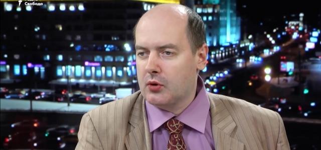 Сопредседатель партии «Демократический выбор» Сергей Жаворонков на «Радио Свобода»