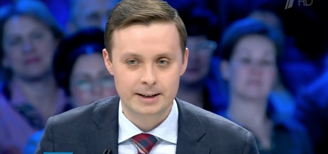 Игорь Драндин о необходимости введения визового режима со странами Средней Азии в эфире Первого канала в прайм-тайм!