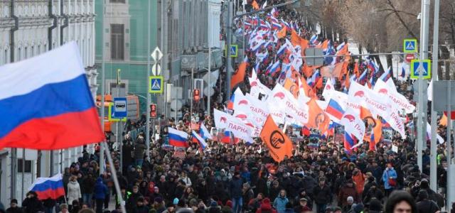 Сергей Жаворонков об истории митингов в современной России