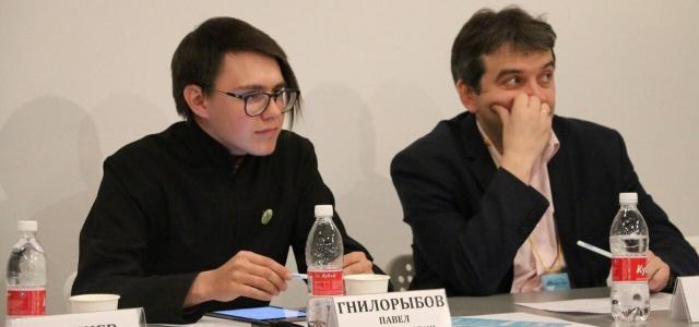 Павел Гнилорыбов избран в совет Вольного исторического общества